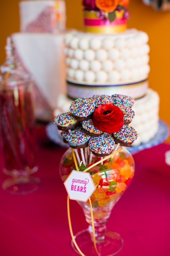Sweets for Special Occasion Parties