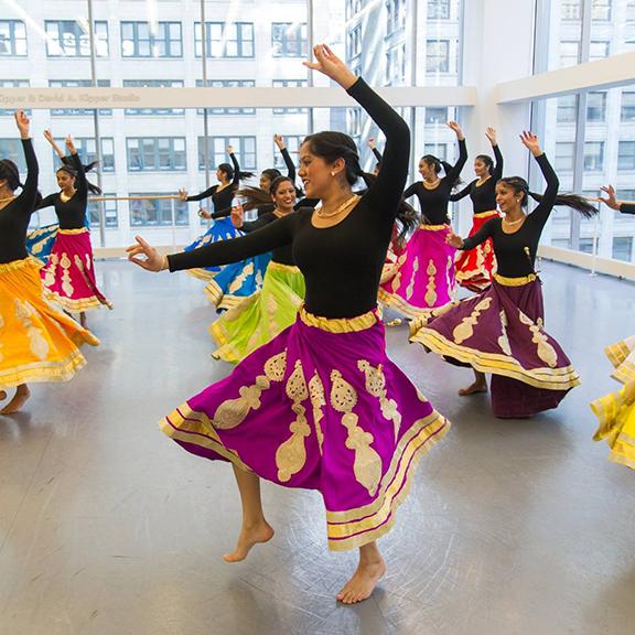 Bollywood Dance Team-Building Meeting Mixin