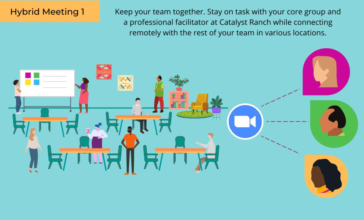 Hybrid Virtual Meeting 1