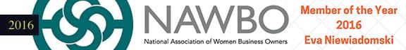 NAWBO - Member of the year 2016