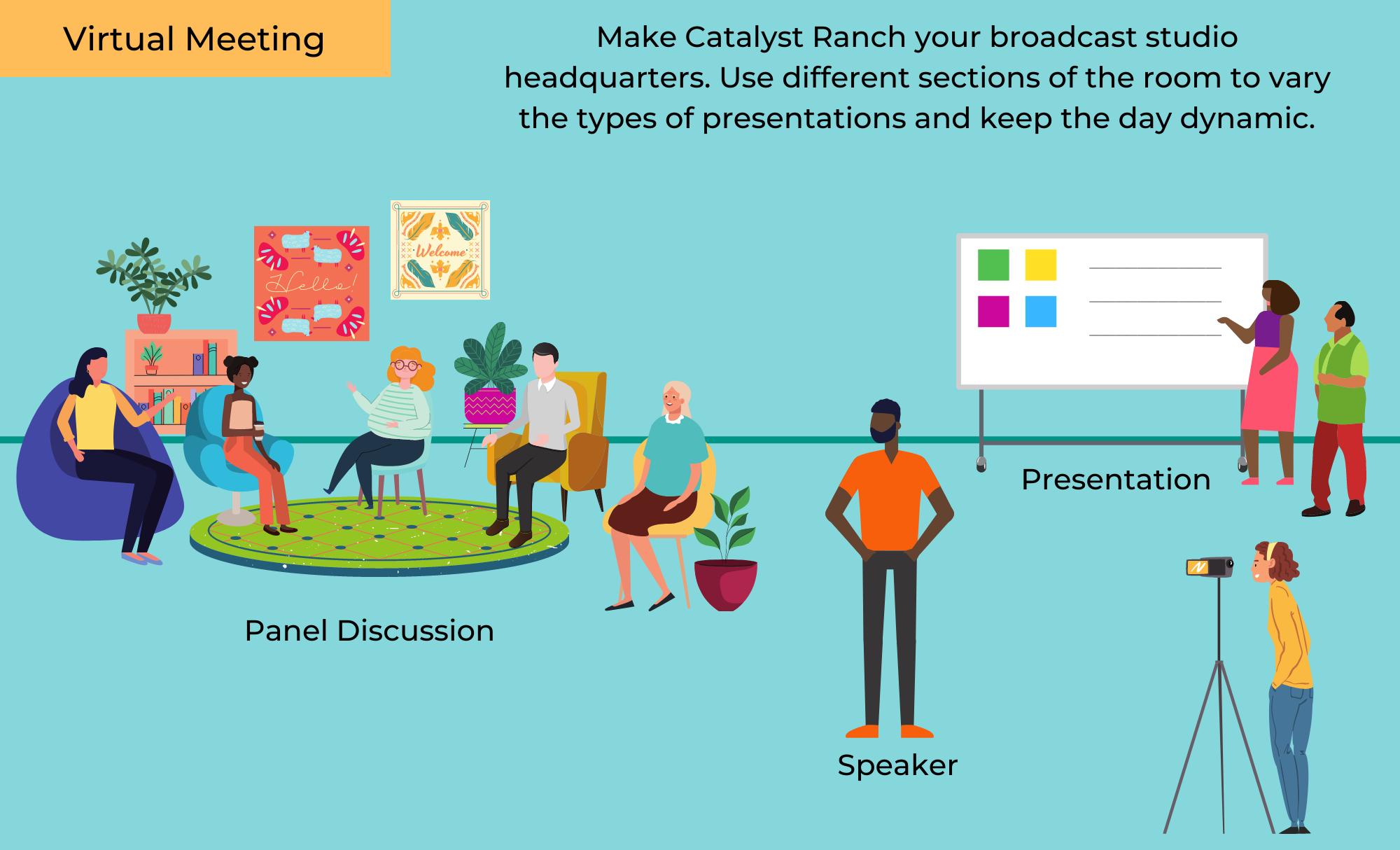 Virtual Meeting Format