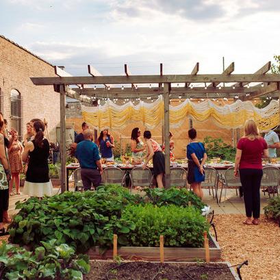 Meeting Add-On Urban Farm Dinner