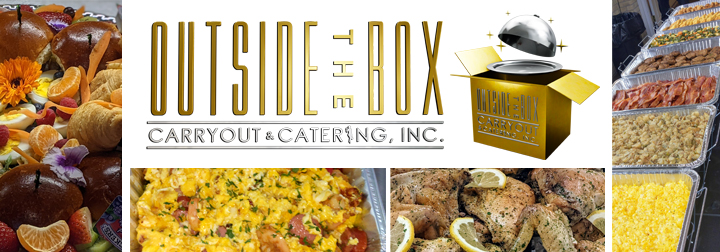 Chicago Caterer - Outside of the Box