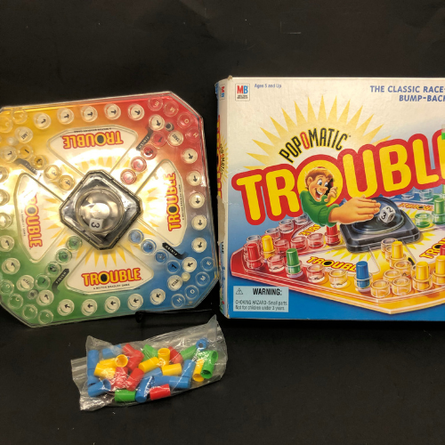 Dinner Party Add-On - Board Games