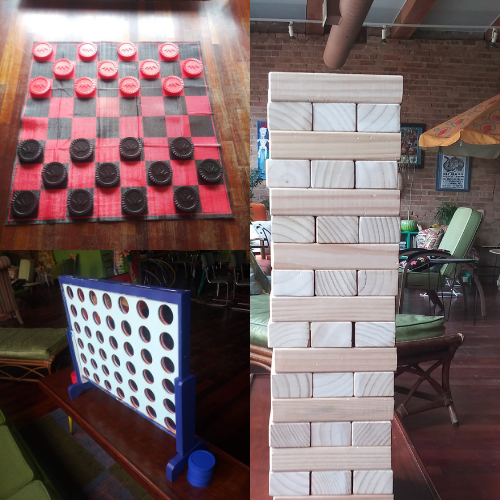 Dinner Party Add-On - Giant Games