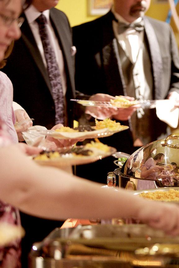Wedding Buffet Dinner