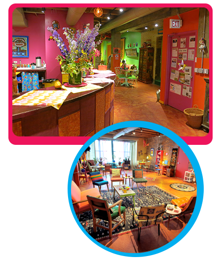 The Meeting and Events Spaces