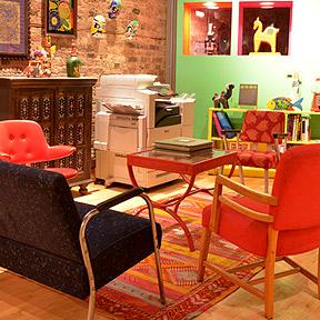 Samba Meeting Room Icon