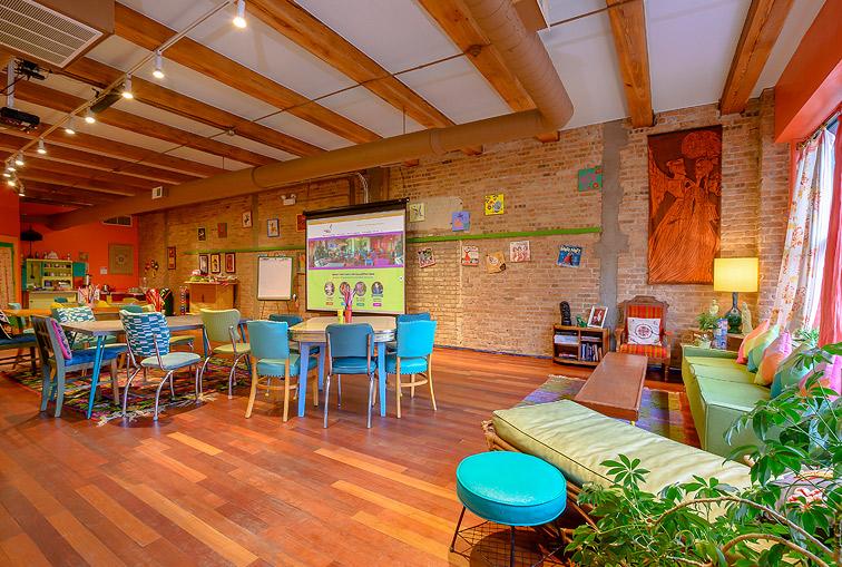 Jitterbug Meeting Space