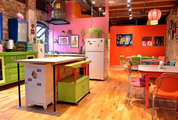 Samba Meeting Room - Kitchen